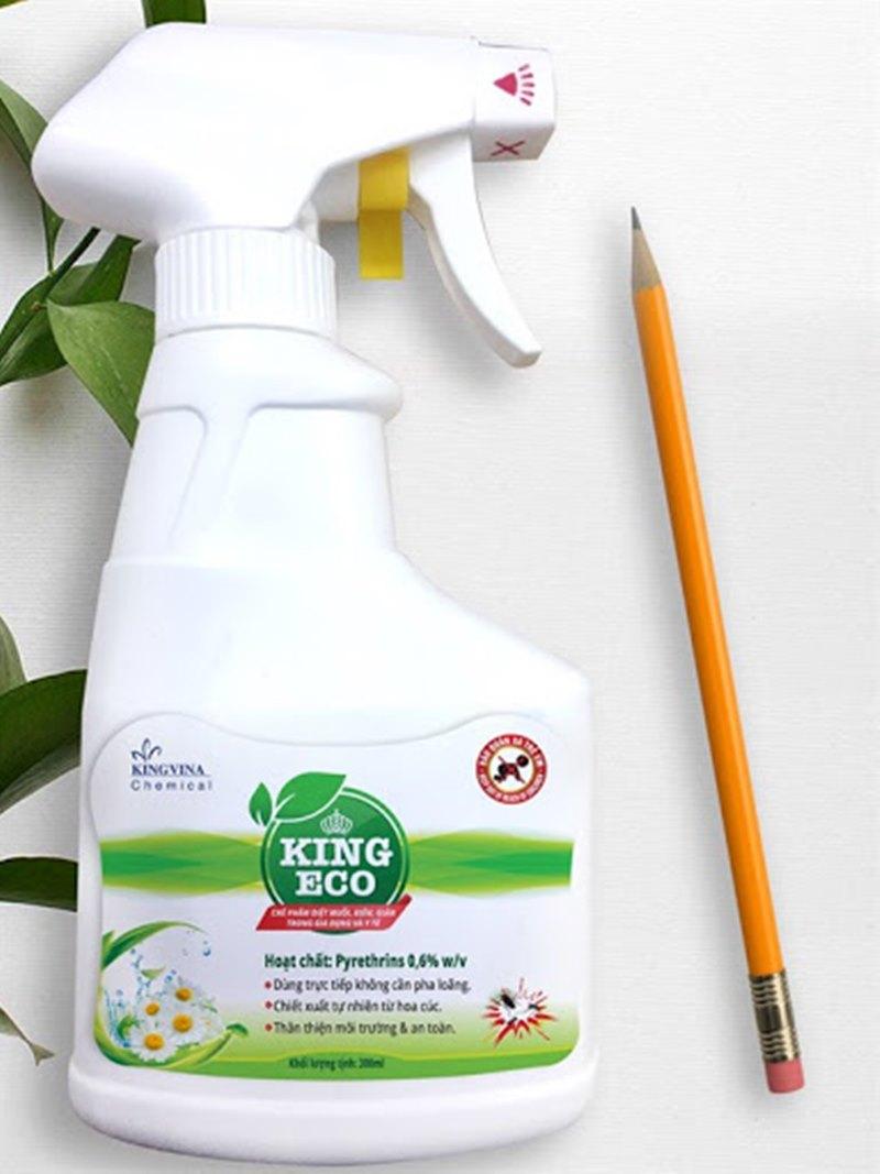 Thuốc diệt côn trùng Trần Mao