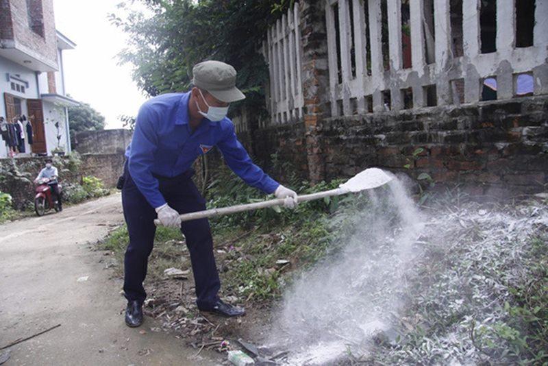 Cách diệt lăng quăng