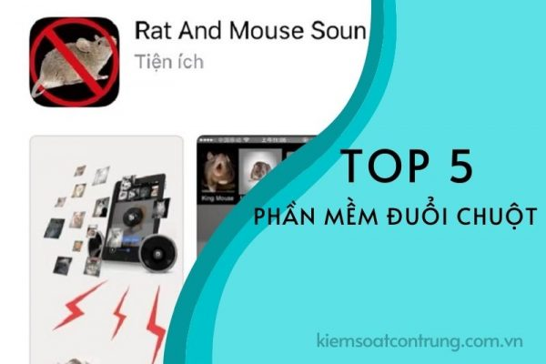 Phần mềm đuổi chuột