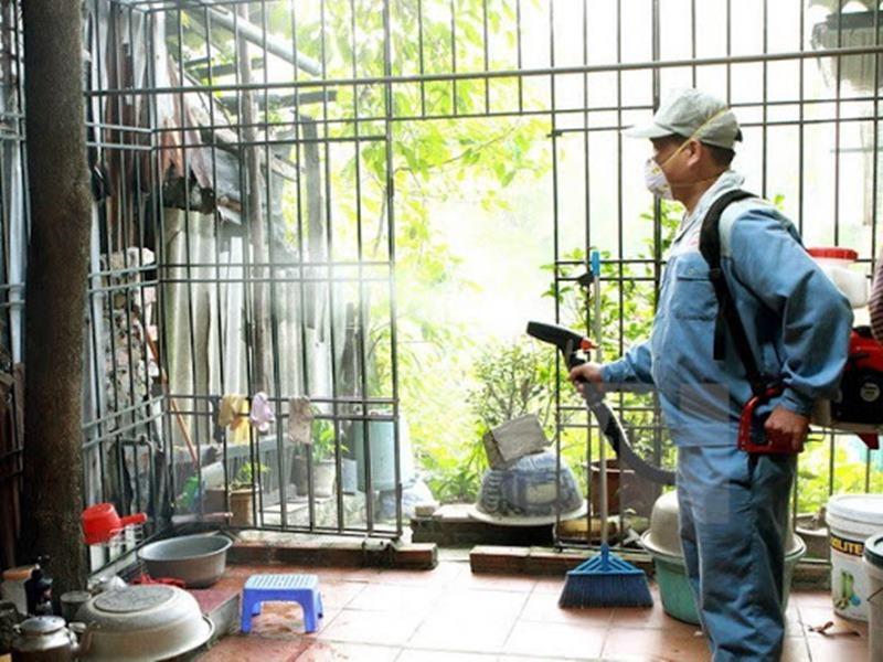 Phun thuốc muỗi bao lâu được vào nhà