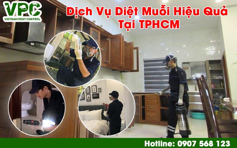 dịch vụ diệt muỗi giá rẻ nhất tại TPHCM